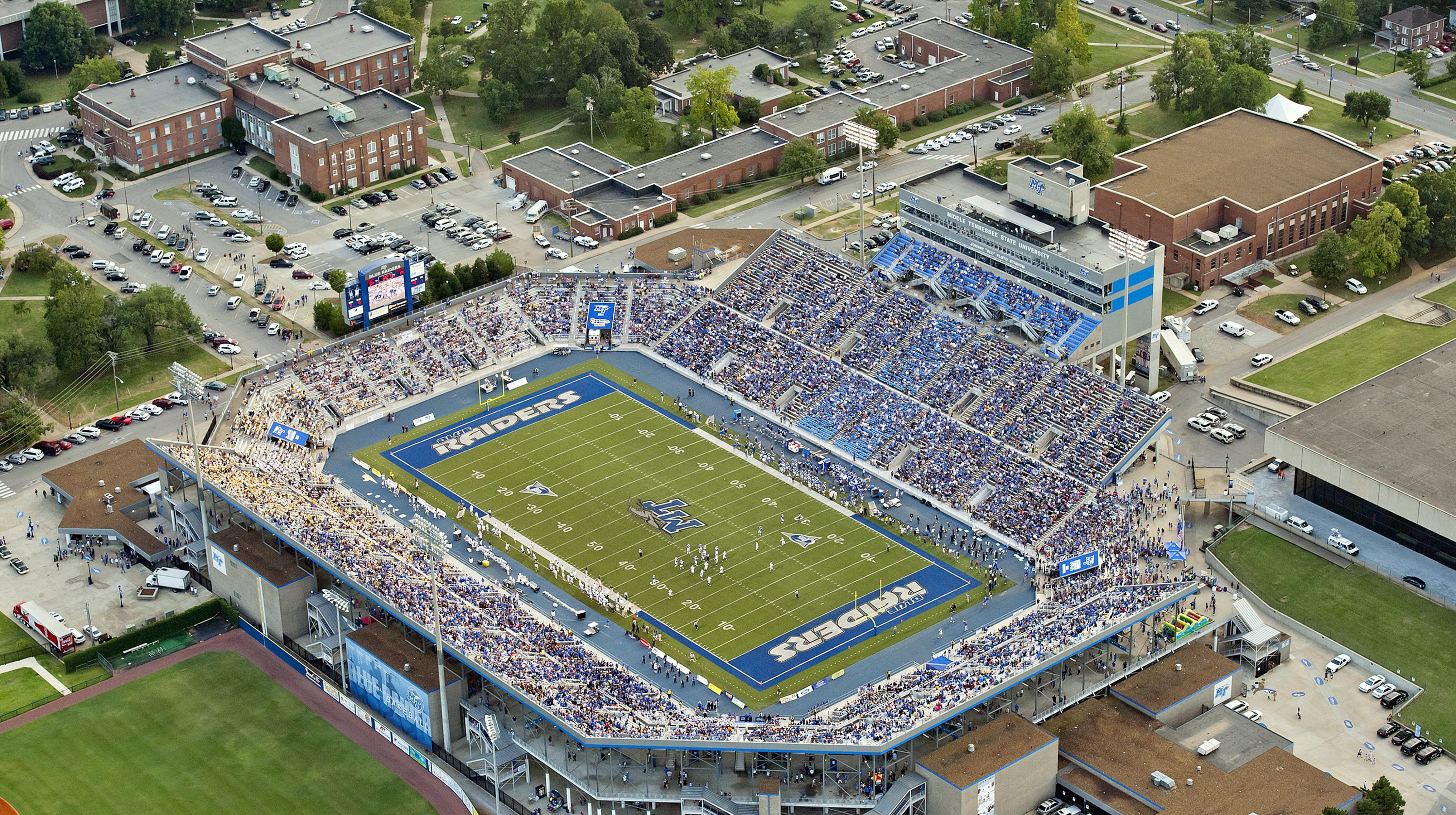 Middle Tennessee State University >> Mtsu Alcohol Sales To Begin On Saturday At Floyd Stadium