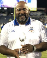 Rod Reed picked up his 50th career win in Tennessee State's season-opening victory over Bethune-Cookman.