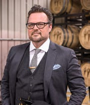 Darek Bell, co-founder, Corsair Distillery