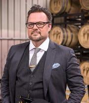Darek Bell, co-founder, Corsair Distillery
