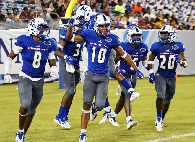 Tennessee State will try to claim its seventh straight win over Jackson State Saturday in the Southern Heritage Classic at the Liberty Bowl.