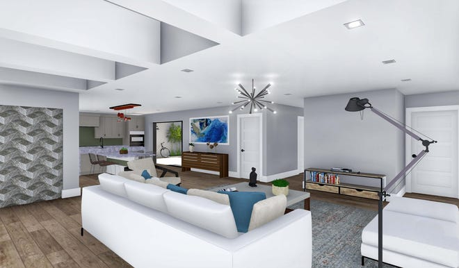 The homes at Seagate Villas range from 1,060 to more than 2,200 square feet.