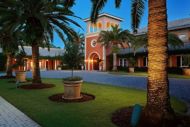 A 24,000-square-foot expansion of Mediterra's 25,000-square-foot Mediterranean-style clubhouse is now underway.