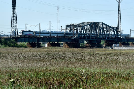 The century-old Portal Bridge is part of the Gateway project.