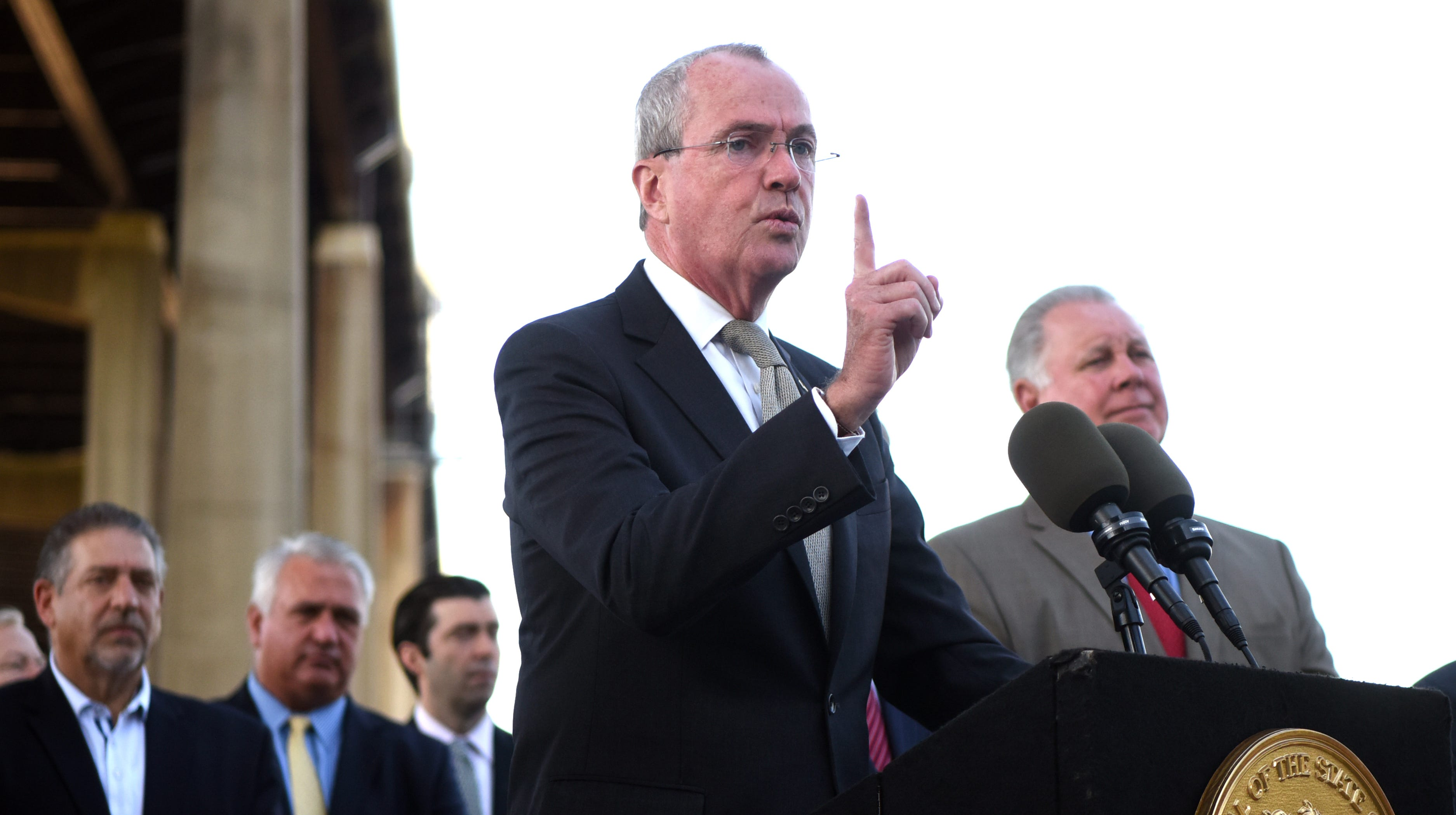 Gov. Phil Murphy to lay out his economic vision for New Jersey at former pharma campus