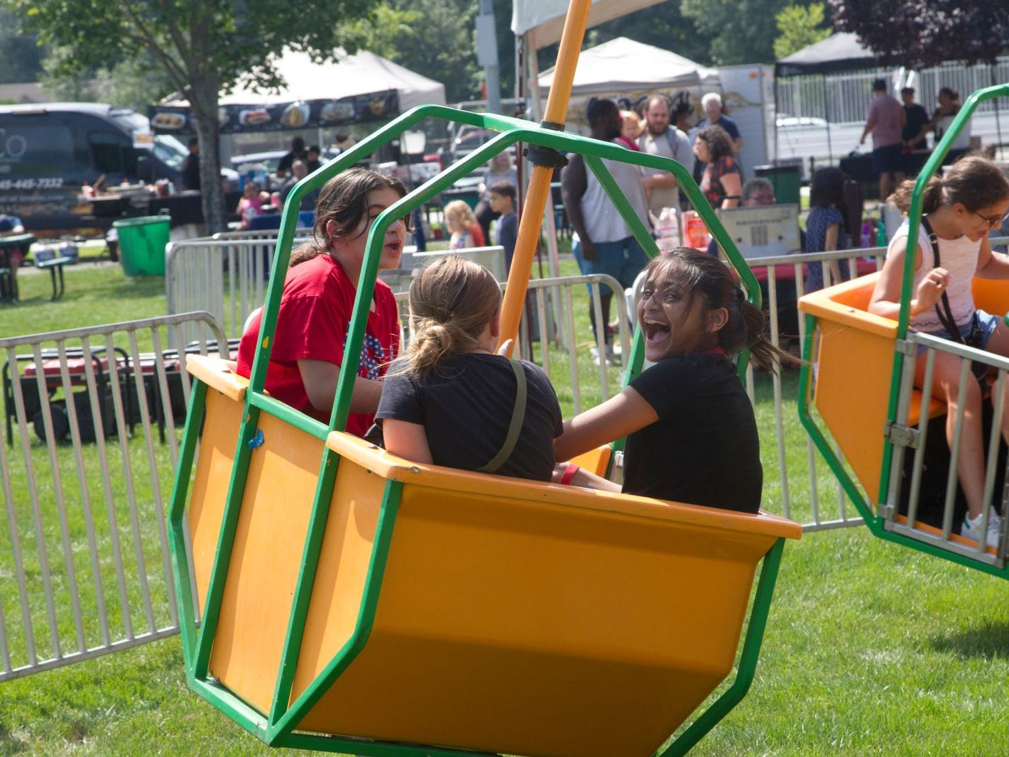 Closter's 58th annual Labor Day town celebration at Memorial Park. 09/03/2018