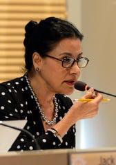 City councilor Yvonne Flores