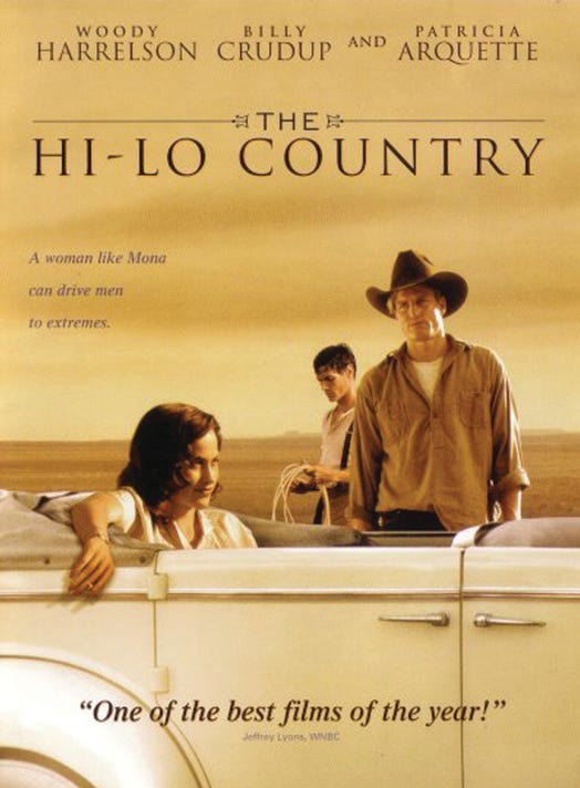 Hi Lo Country Movie