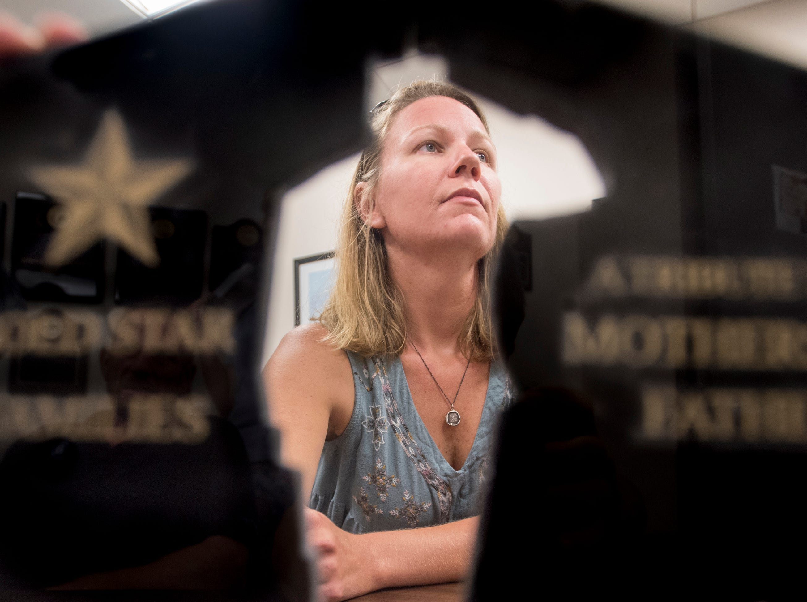 Gold Star monument planned for families who lost loved ones in military service