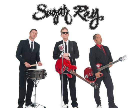 Sugar Ray will perform at the Pensacola Interstate Fair.