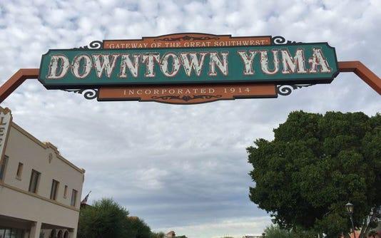 Yuma county board of supervisors