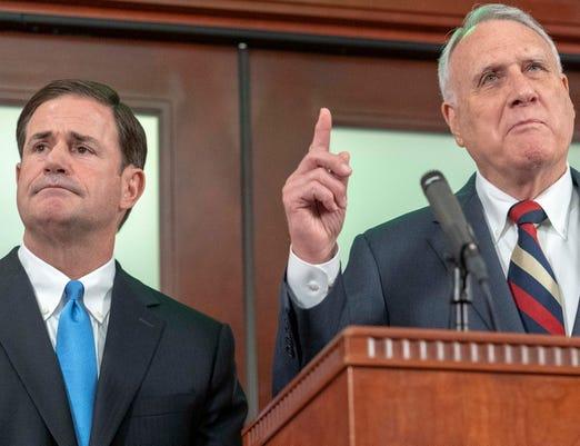 Sen. John McCain Senate appointment