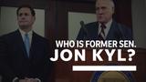 Former U.S. Sen. Jon Kyl will succeed late Sen. John McCain, Gov. Doug Ducey announced on Sept. 3, 2018.