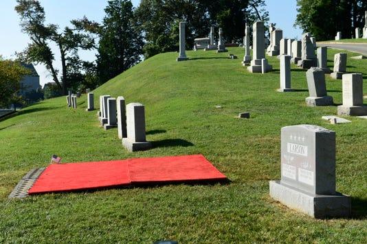 John McCain burial plot