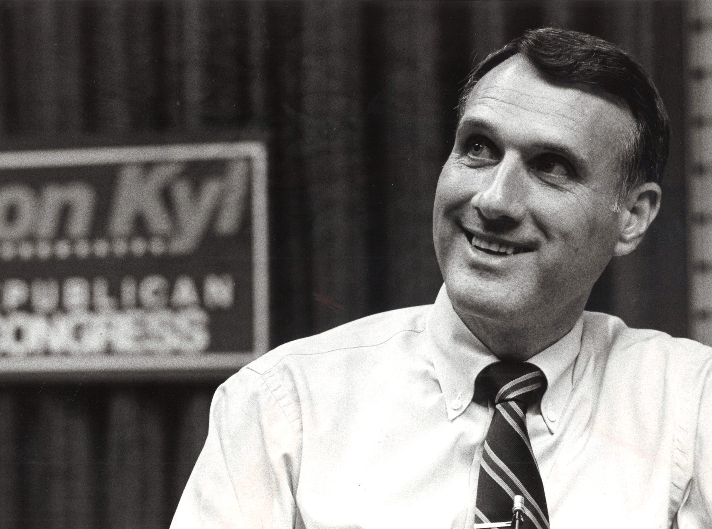 Arizona Rep. Jon Kyl, Sept. 9, 1986.