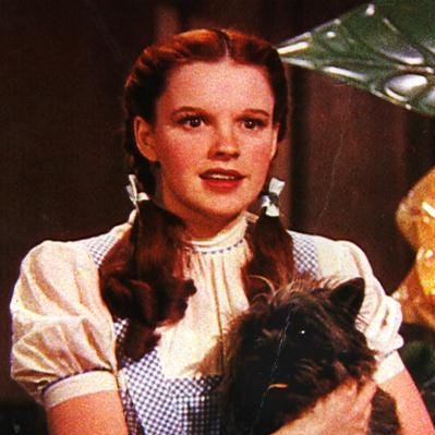 Ten things you never noticed about 'The Wizard of Oz'