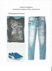 Police said Charles Keitt, 57, was wearing clothing very similar to these items when his body was pulled from the Codorus Creek in E. Manchester Twp. on Aug. 28, 2018.