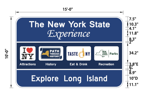 "State and federal regulators disagree over the word ""experience"" on these signs, a version of which are spread across the state."