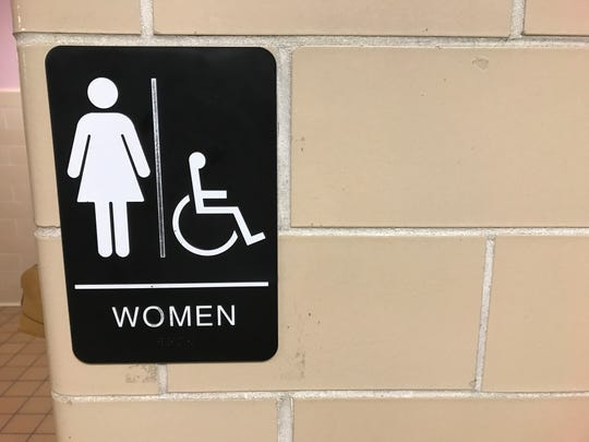 Women's bathrooms in Greece to have free feminine hygiene materials.