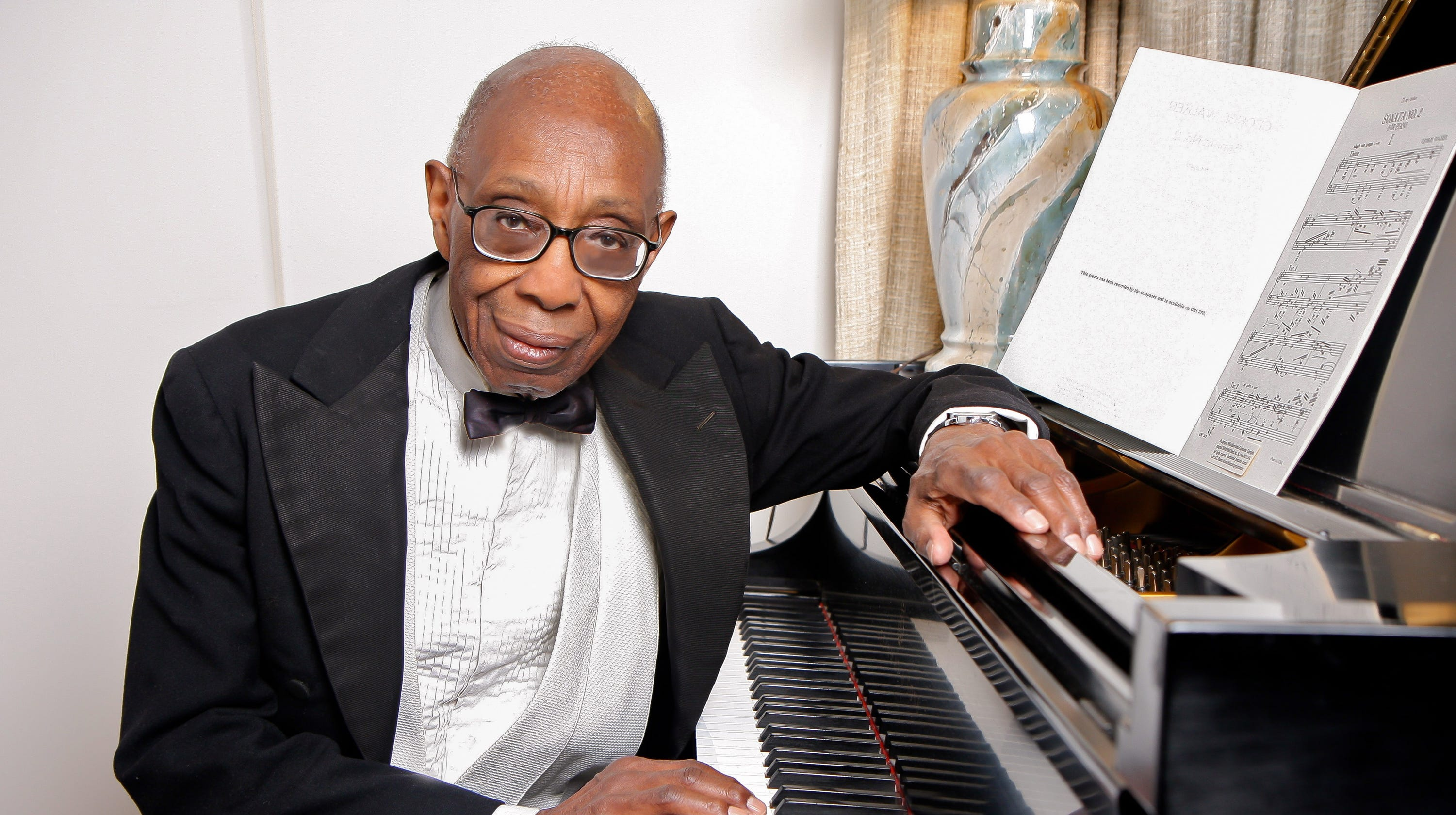 Pay State Farm Bill >> Composer George Walker set firsts at Eastman, Pulitzer Prizes