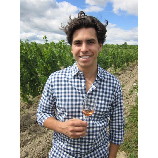 Thomas Pastuszak has two wine projects in the Finger Lakes: Empire Estate and Terrassen.