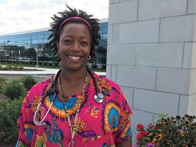 Dr. LeKeyah Wilson is a pediatrician with Rochester Regional Health.