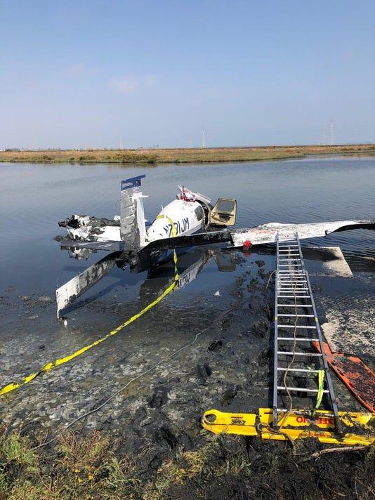 Plane Crash Palo Alto