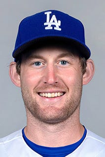 Catcher Rocky Gale, a North Salem graduate, has been called up the Los Angeles Dodgers.