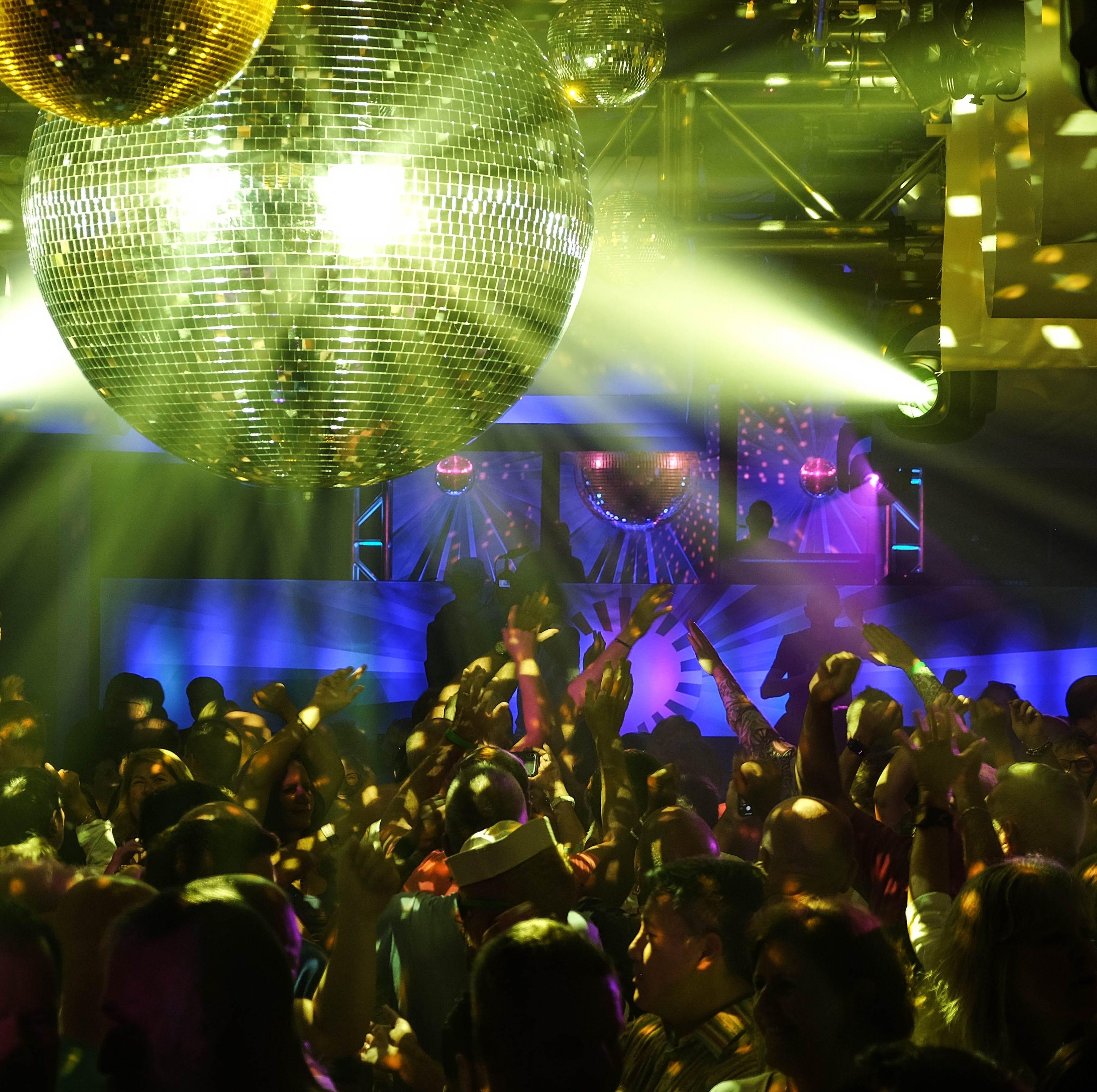Sundance raises glass, disco ball to CAMP Rehoboth co-founder