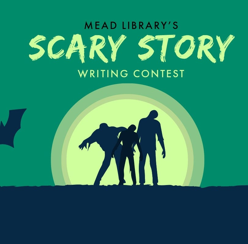 Enter our student scary story contest for a chance to win