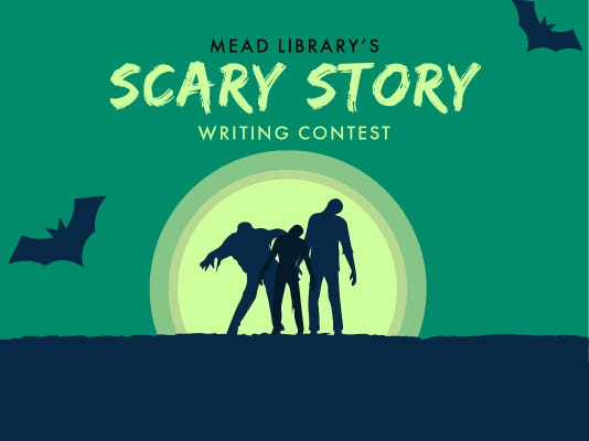 Scary Story Writing Contest Image