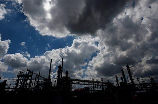The Calumet Refinery in Shreveport