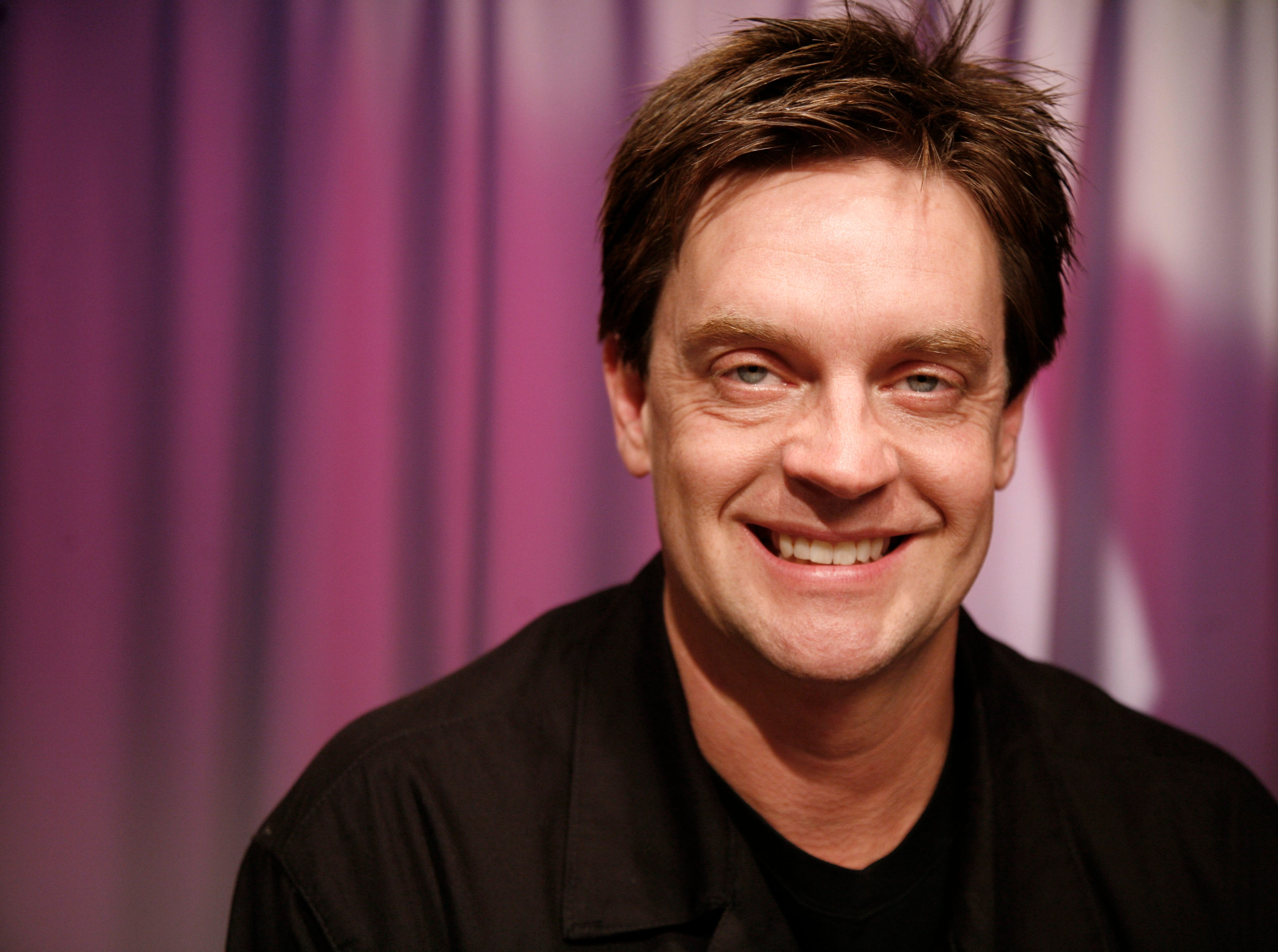 Comedy & heavy metal: Jim Breuer will make you laugh, then Metallica will make you headbang