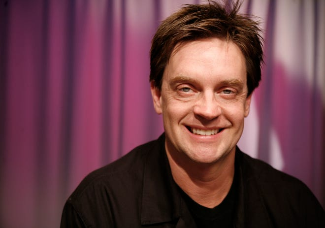 Author and comedian Jim Breuer.