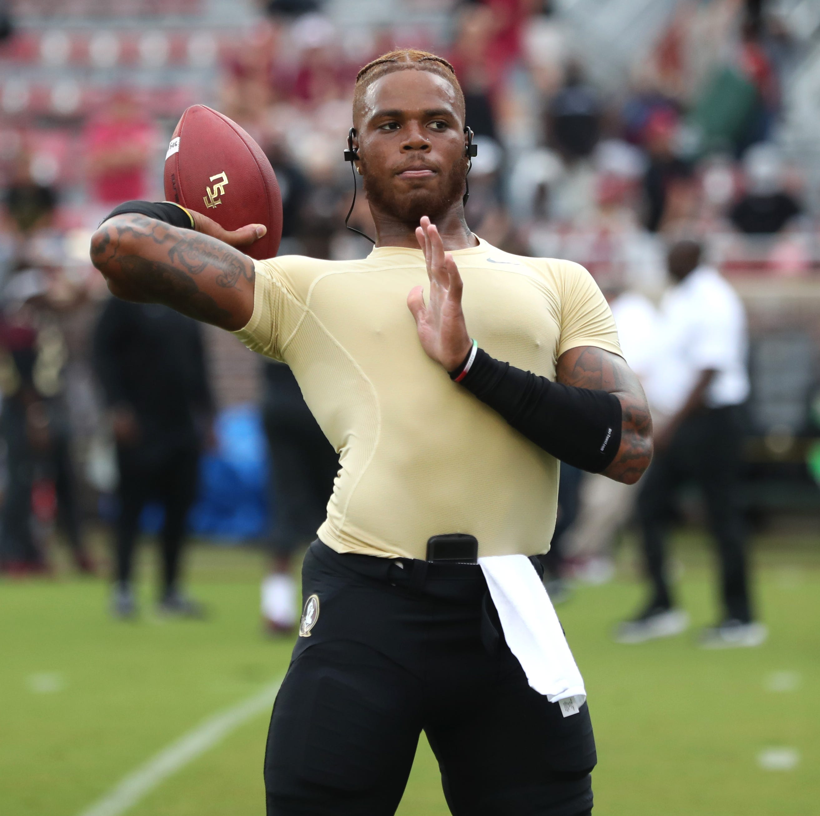 Pregame: FSU football looking for first FBS win against Northern Illinois
