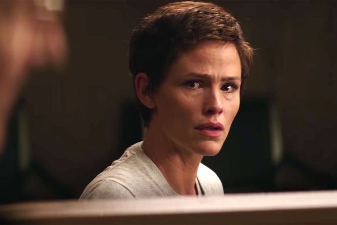 """Jennifer Garner plays a mother out for revenge on a drug cartel that killed her family in action pic """"Peppermint,"""" opening Friday."""