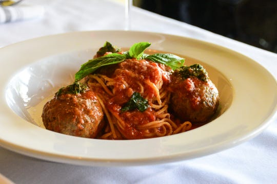 Meatballs at Mimi's Table