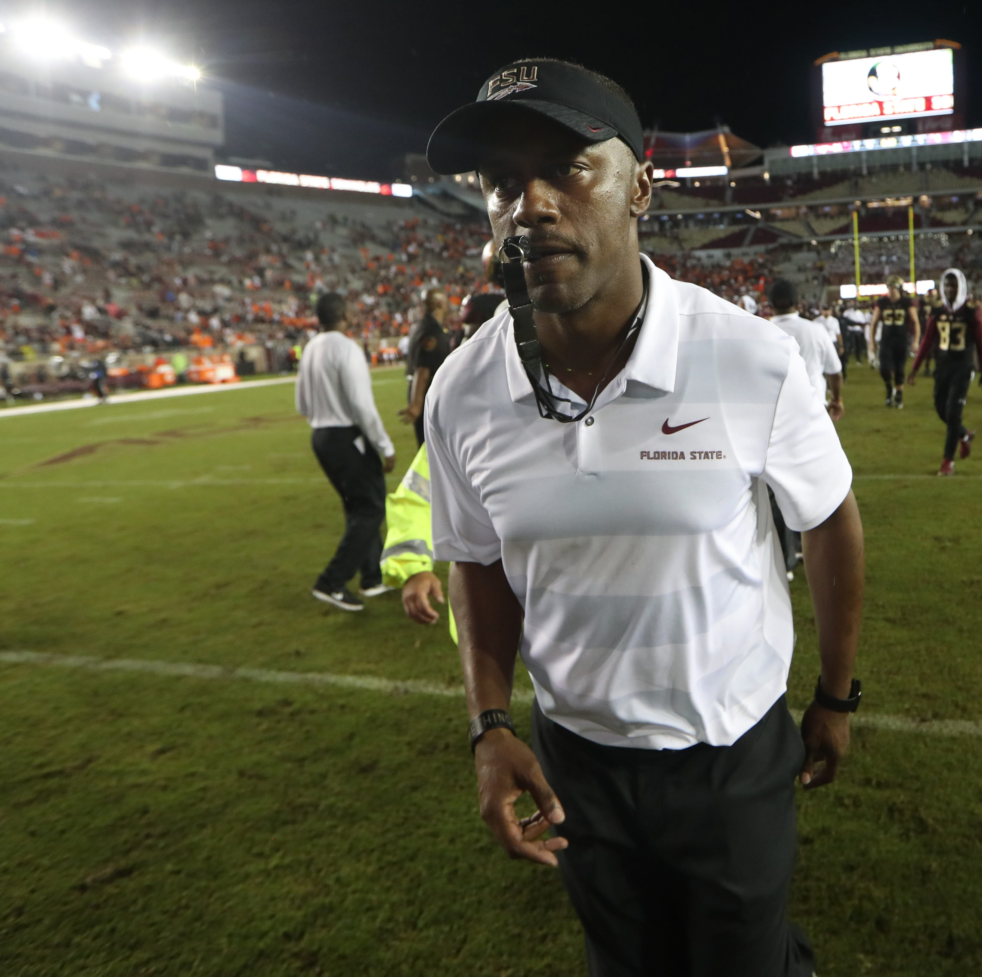 Willie Taggart says FSU fans deserve better, pledges there will be improvement