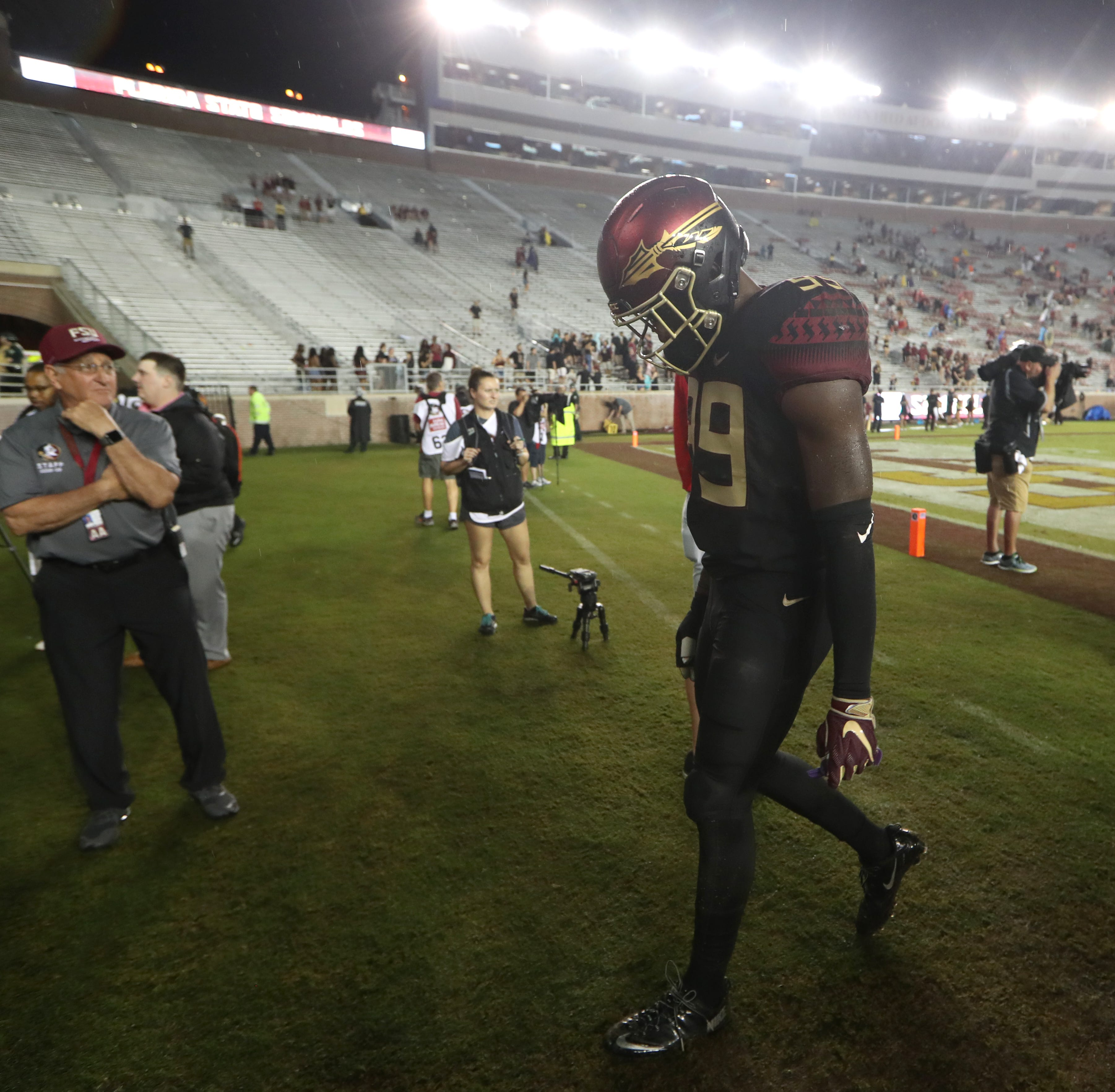 The psychology of loss and football: How to cope with the struggling Seminoles