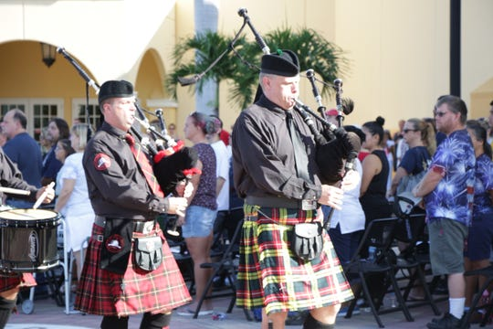 Assisting in the 9/11 ceremonies will be the St. Lucie County Fire District, Port St. Lucie Police Department, St. Lucie County Sheriff's Office, St. Lucie Fire District Honor Guard Pipes and Drums Band and the Port St. Lucie Police Explorers.
