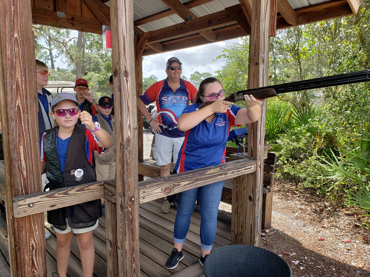 Okeechobee Shooting Sports >> Young Guns Shooting Sports Team Wins Numerous Honors At National