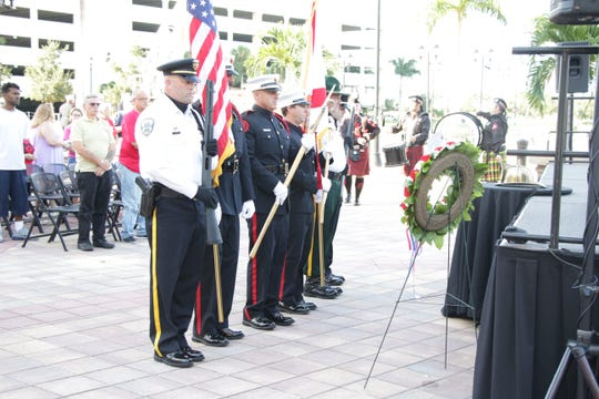 """This year's theme for the Sept. 11 Remembrance Ceremony is Liberty and Freedom for ALL - """"Remembering the Past and Embracing the Present."""""""