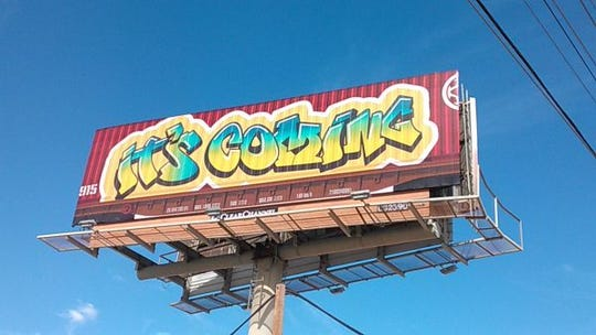 Several billboards around El Paso are teasing drivers in a new ad campaign.