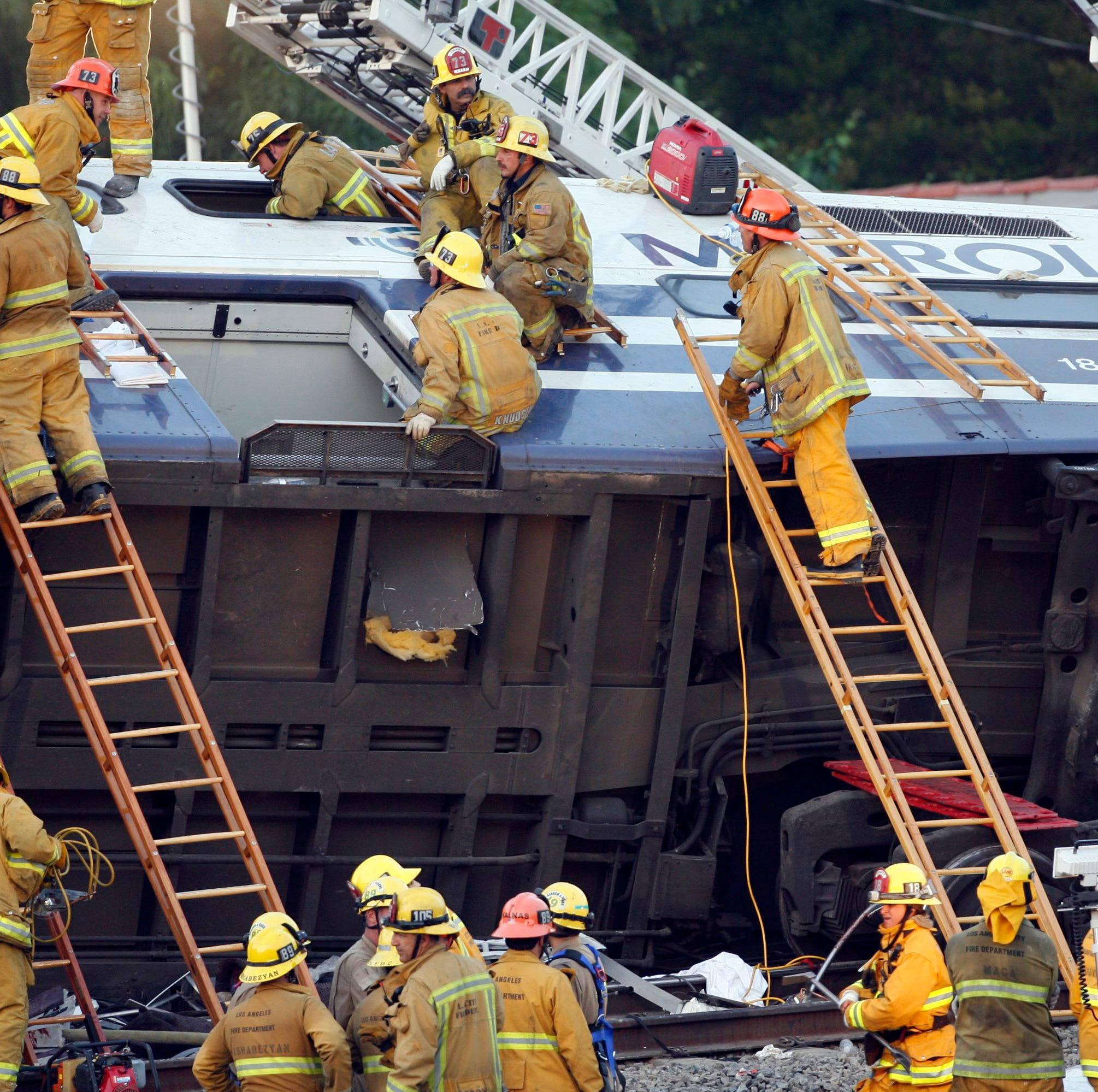 10 years after deadly California crash, NJ Transit struggles with positive train control