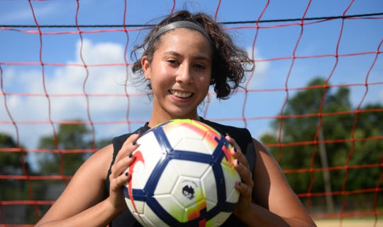 Gabby Perez and the Fighting Clan look to play with more precision this season.