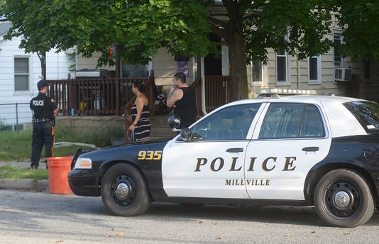 Millville standoff