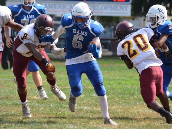 Port Chester's Tyler Decrescenzo is lohud's Football Player of the Week for Week 1 of the 2018 season.