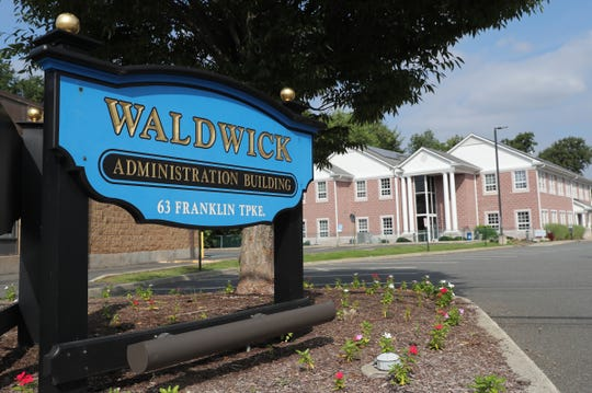The Waldwick Administration Building in downtown Waldwick, N. J. on Saturday, September 1, 2018.