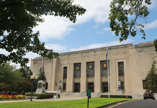 Rockland County Courthouse in New City on Aug. 22, 2018.
