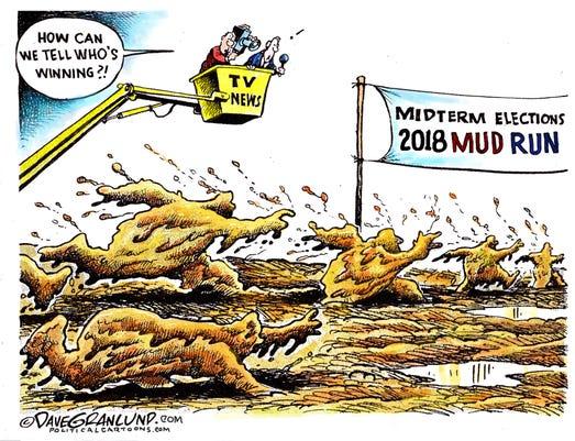 Granlund Mud Run